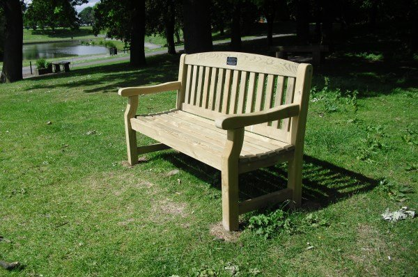 Memorial Benches In The Park Welcome To The Friends Of Sandall Park