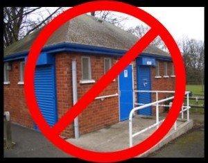 toilet no