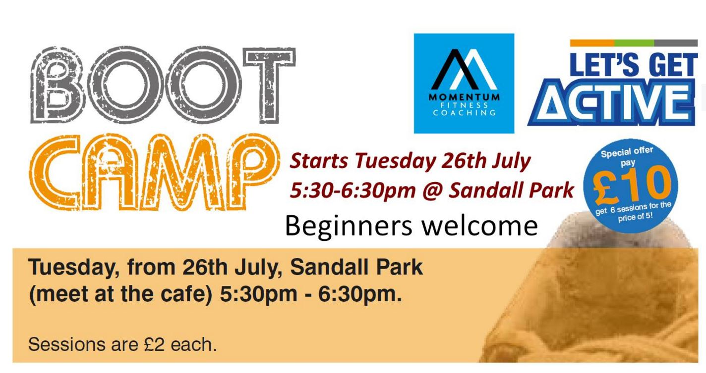 Aarp dating boot camp