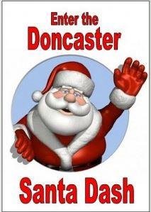 Enter Doncaster Santa Dash
