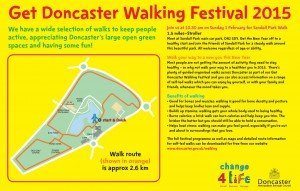 Doncaster Walking festival