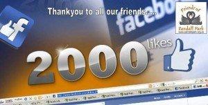 2000 likes 3