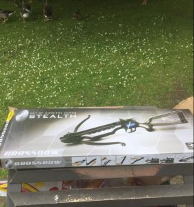 crossbow box
